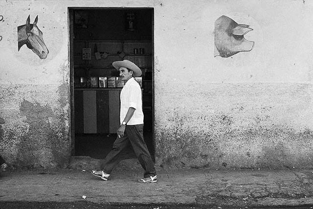 Mexico b&w photograph by Shane Solow